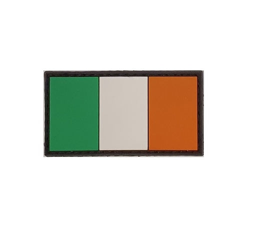AirsoftEire.com 3D Rubber Irish Flag Patch