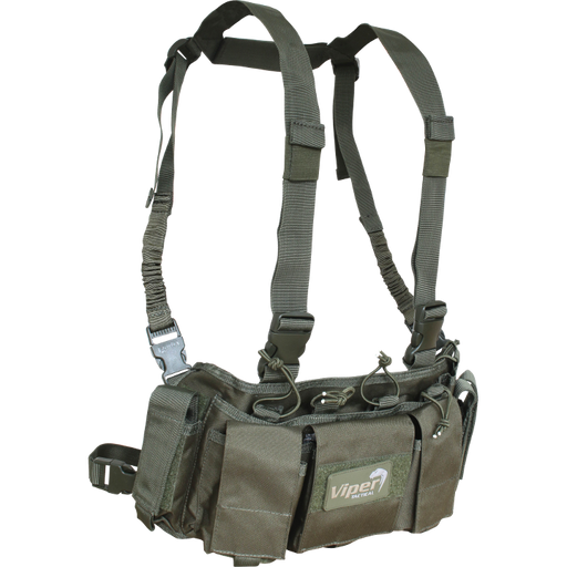Viper Special Ops Chest Rig - OD