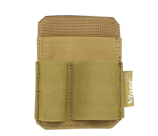 Viper Accessory Holder Patch - Coyote