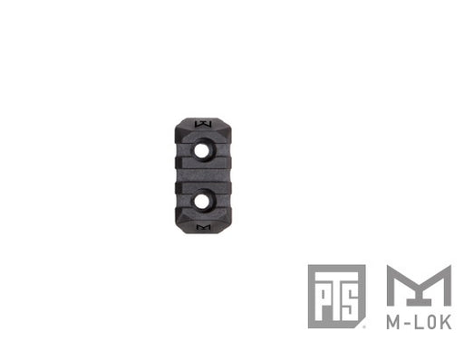 PTS Syndicate Enhanced Rail Section ERS - M-LOK 3 Slots