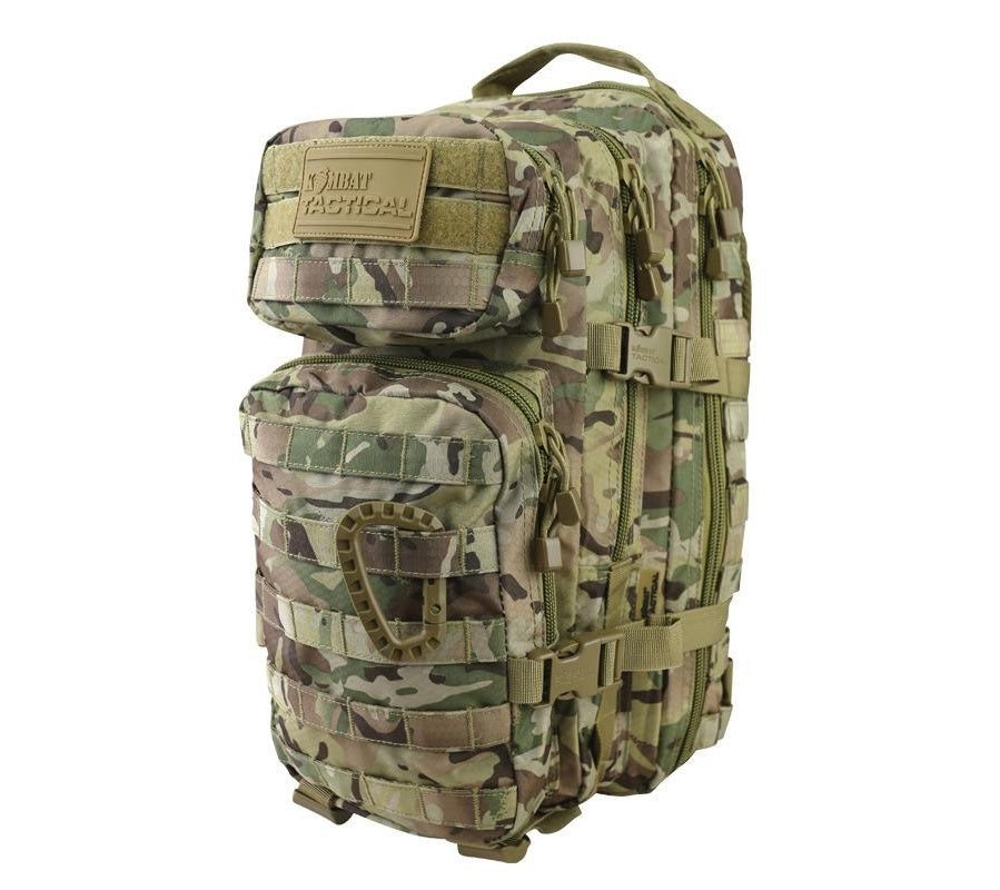 KombatUK 28 Litre HEX Assault Backpack - BTP