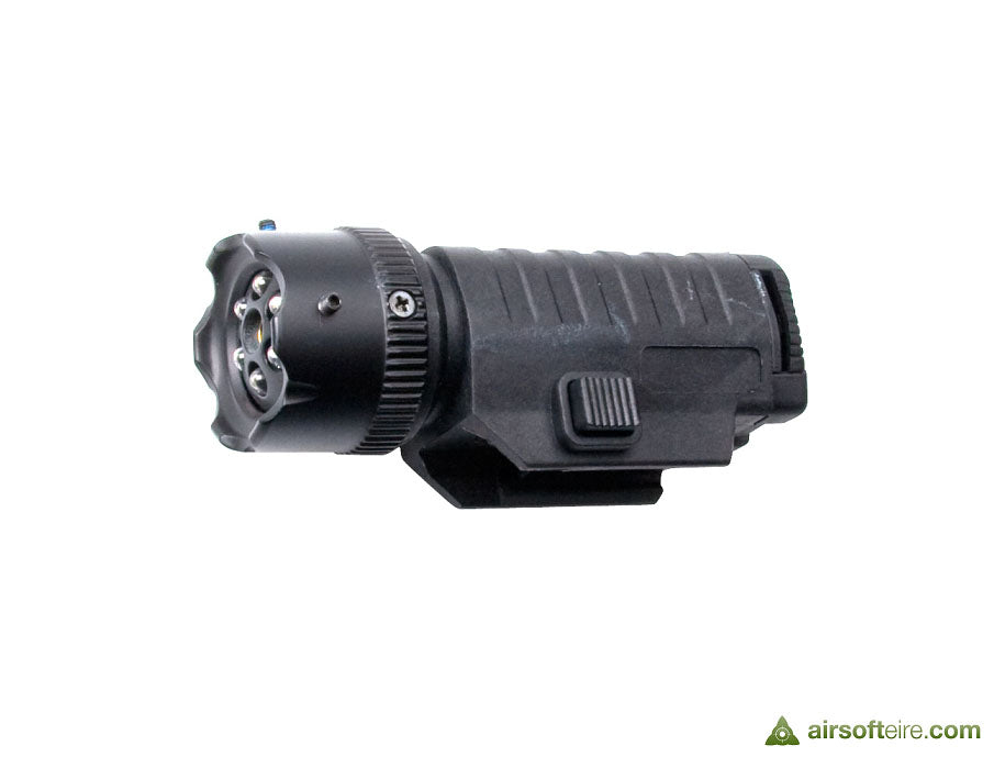 ASG Tactical LED Flashlight/Laser Unit