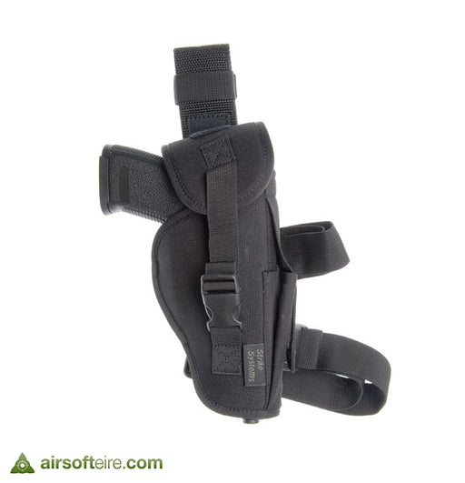 Strike Leg Holster for MK23/Desert Eagle - Black
