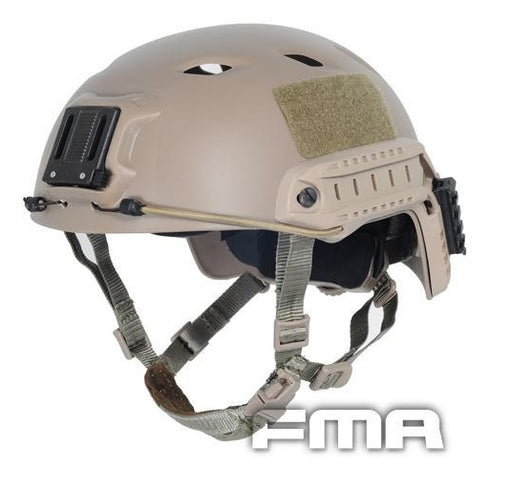 FMA Ops-Core FAST Military Helmet (Dark Earth)