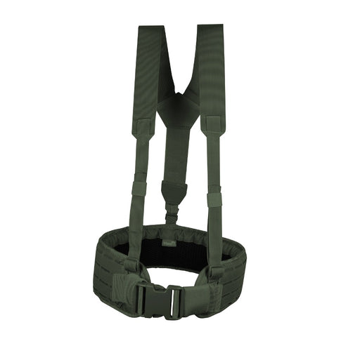 Viper Lazer Skeleton Harness - Olive Drab