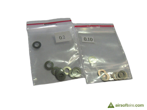 ULTIMATE Ultimate Shim Set - 0.10mm & 0.20mm