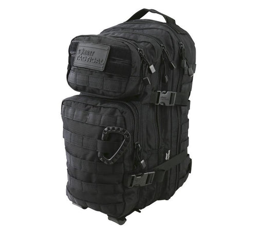 KombatUK 28 Litre Assault HEX Backpack - Black