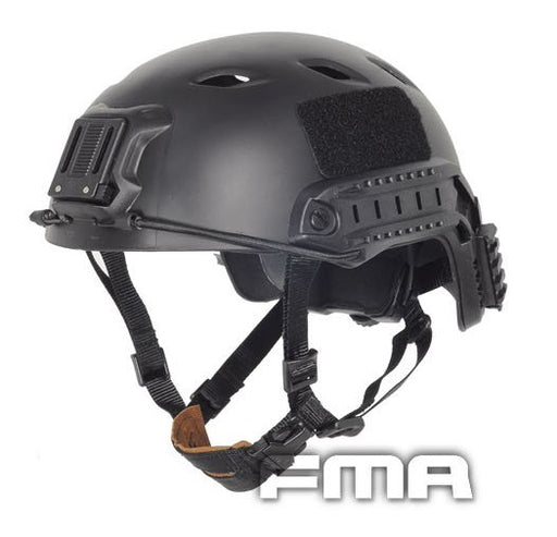 FMA Ops-Core FAST Military Helmet (Black)