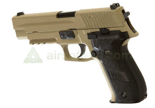 WE P226 MK25 - Desert Tan