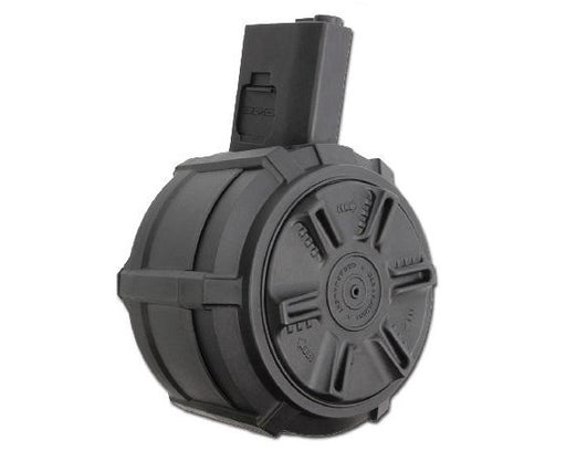 G&G 2300rd Auto Winding Drum Mag for M4/M16
