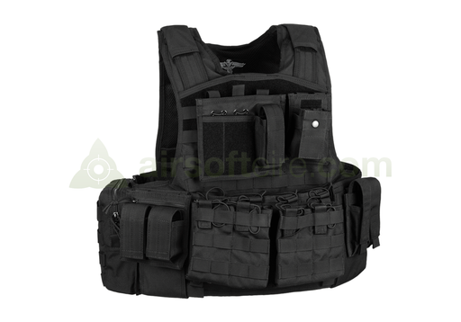 Invader Gear Mod Carrier Combo - Black