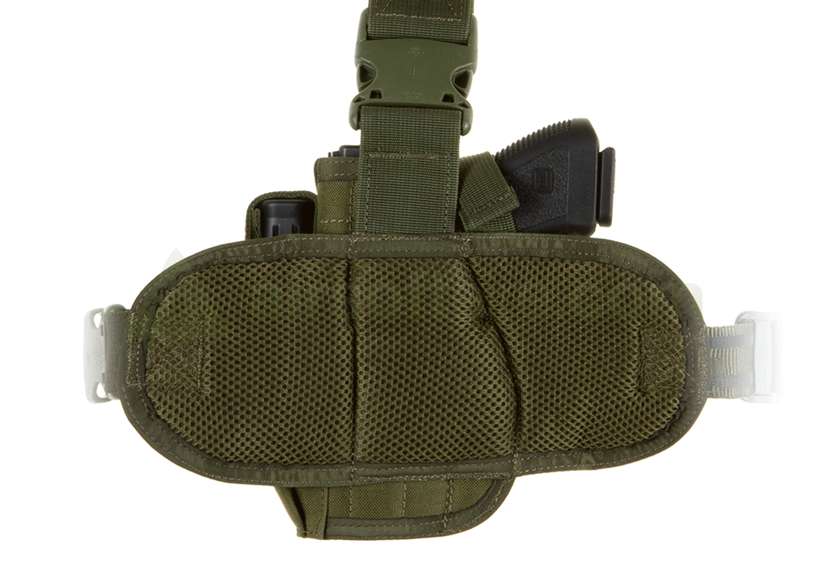 Invader Gear Dropleg Holster for M92, G17, 1911 - OD