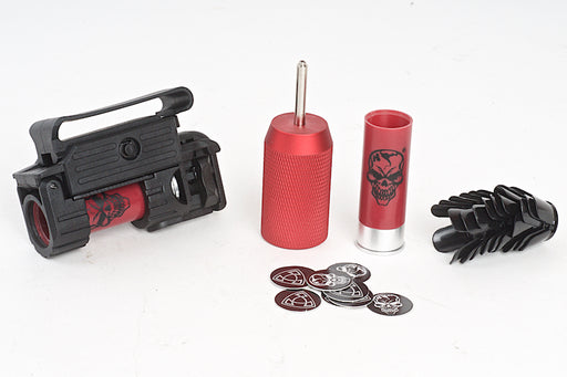APS Smart Shot Mini Launcher, Shells & Charger