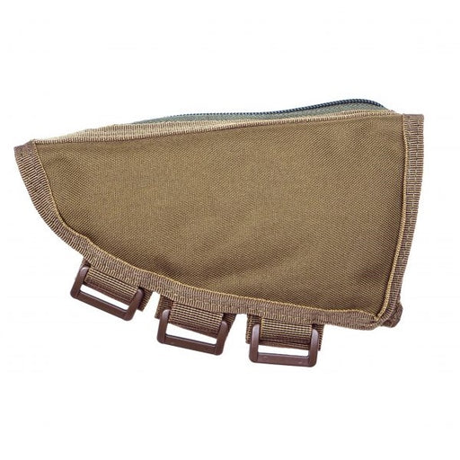 Novritsch Rifle Stock Pouch - Coyote