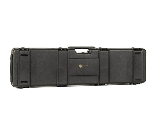 Evolution 122cm Wheeled Hard Rifle Case - Black