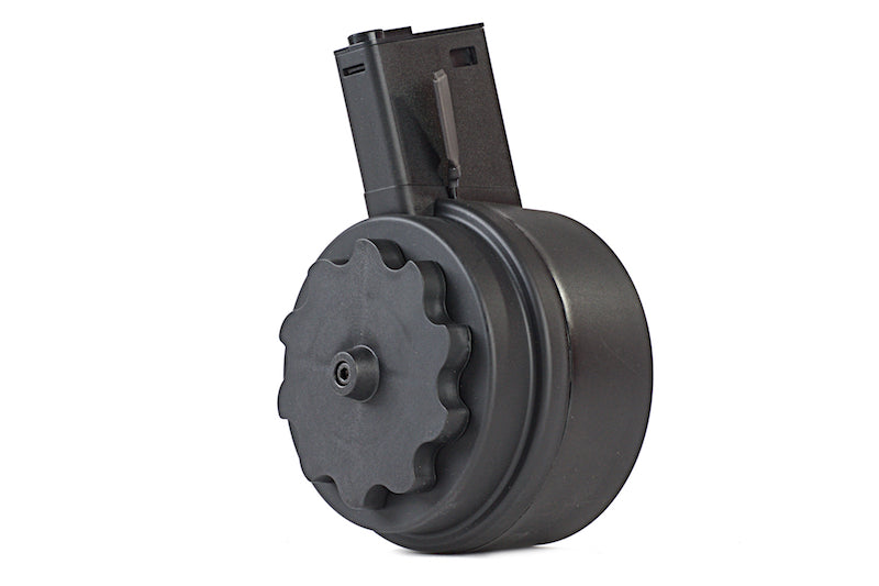 G&P 1500rd M4/M16 Auto Winding Drum Magazine