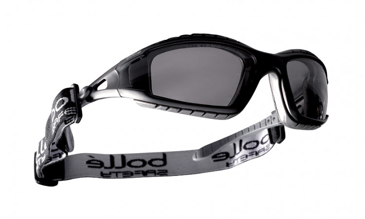 Bollé Tracker ll Protective Glasses - Smoked Lens