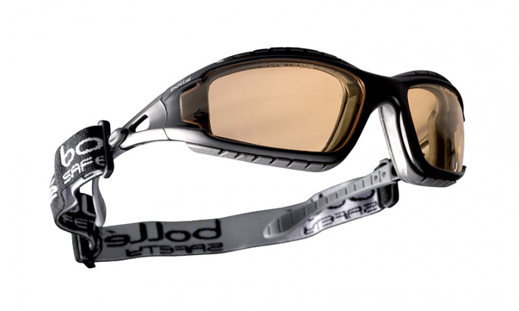 Bollé Tracker ll Protective Glasses -  Yellow Lens