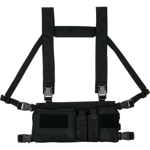 Viper VX Buckle Up Ready Rig - Black