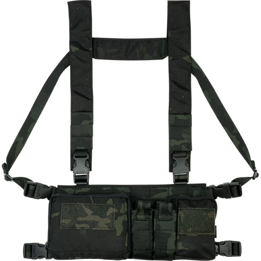 Viper VX Buckle Up Ready Rig - VCAM Black