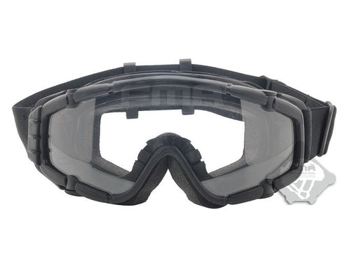 FMA SI-Ballistic Goggles with Fan - Black