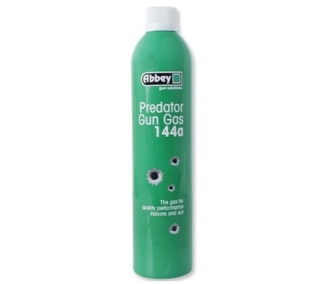 Abbey Predator Gun Gas 144a - 700ml