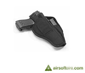 Strike Belt Holster for M92, G17/18, 1911 - Black