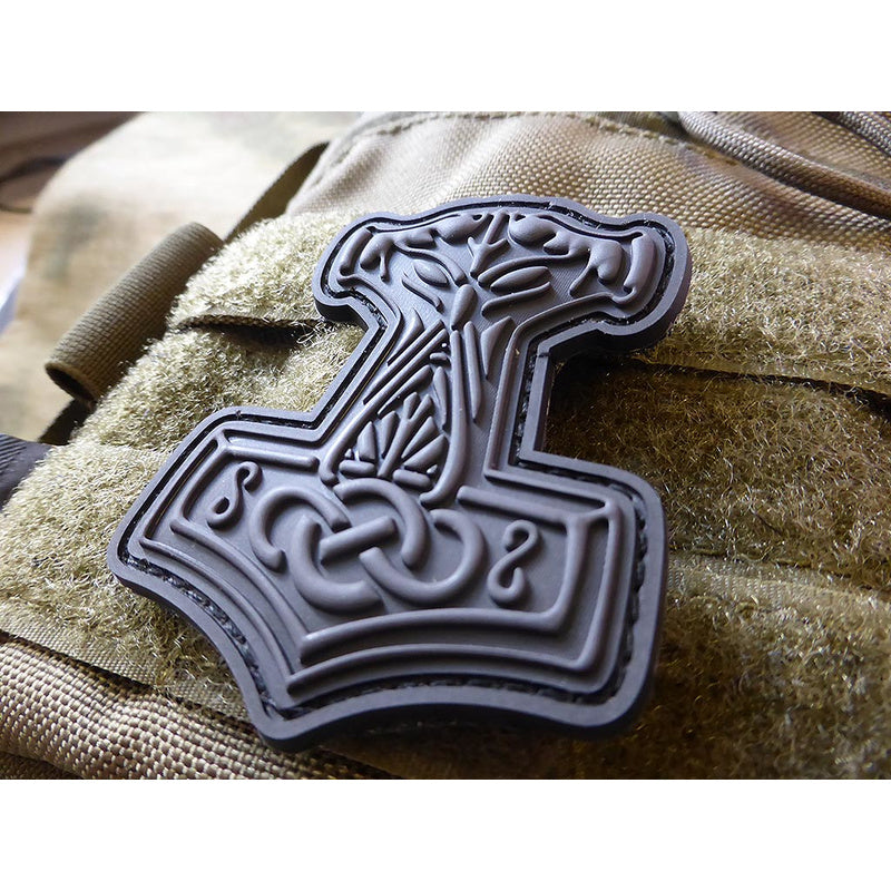 JTG 3D Rubber Thor's Hammer Patch