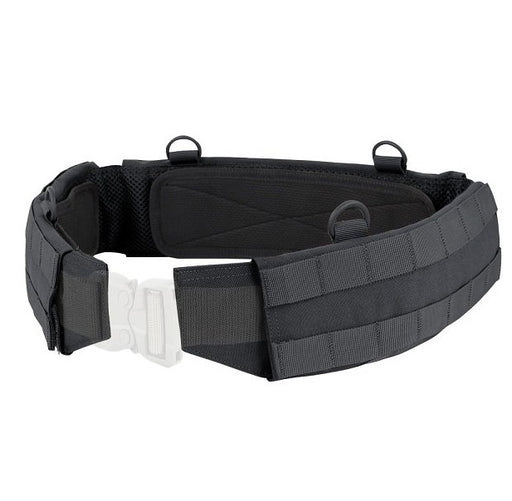 Condor Slim Battle Belt - Black