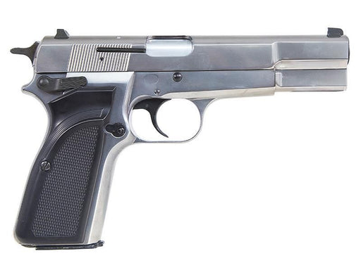 PRE-ORDER: WE Browning Hi-Power MK3 - 2020 Model - Silver