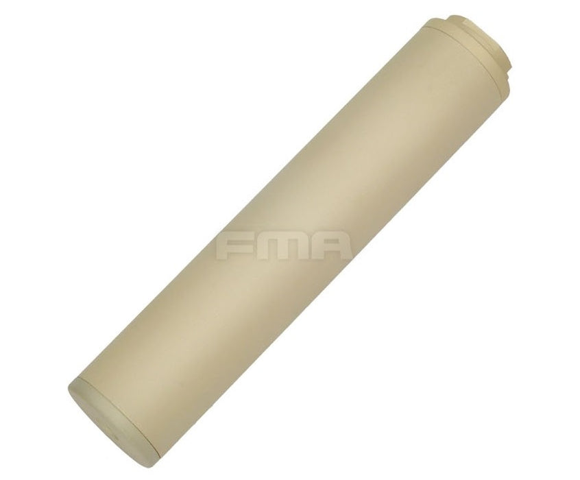 FMA Octane Heavyweight 190mm Silencer - Tan