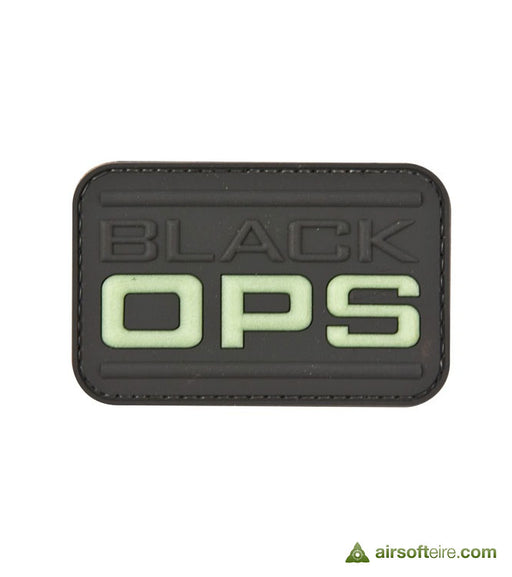 "AirsoftEire.com ""Black Ops"" Velcro Patch"