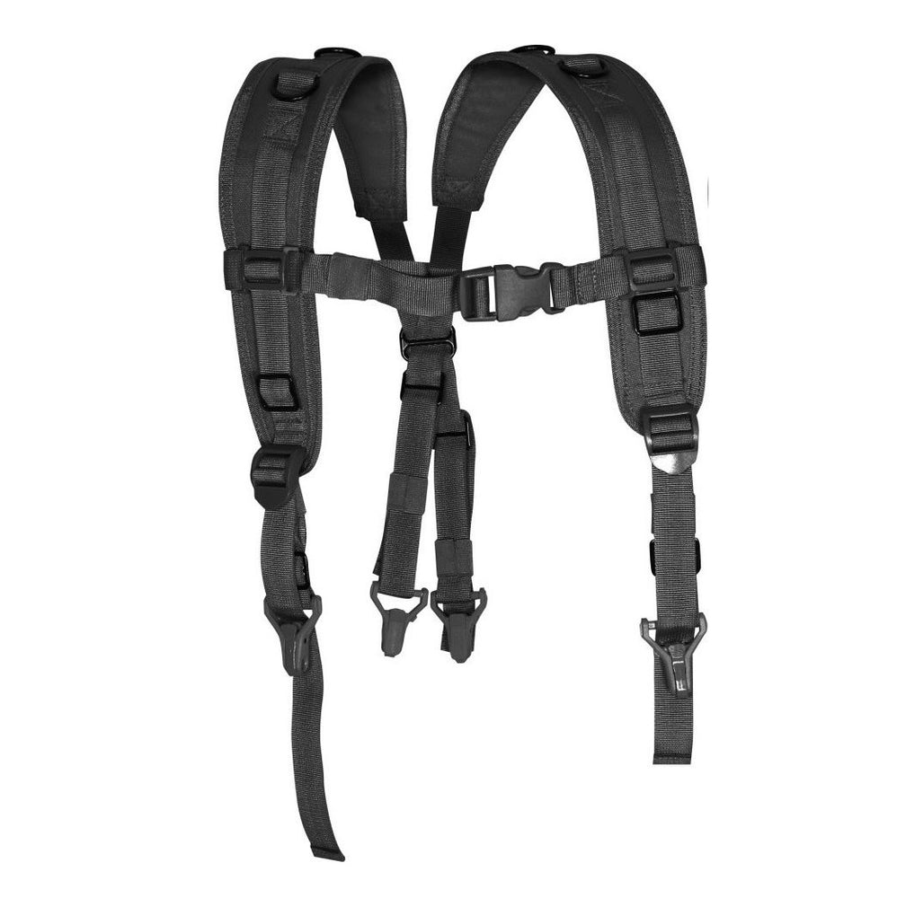 Viper Tactical Locking Harness - Black