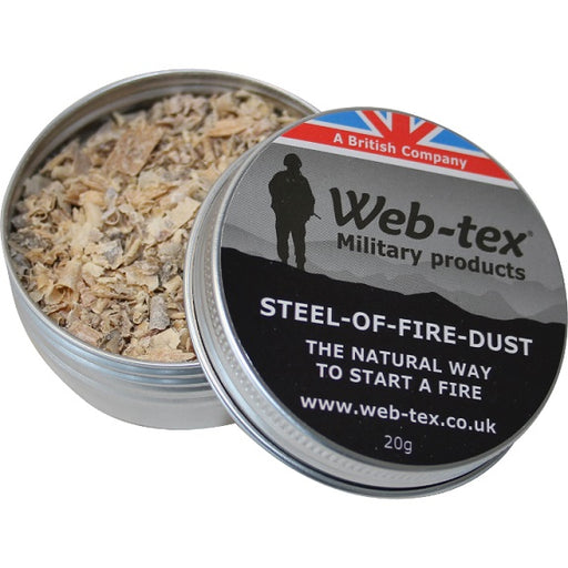 Web-Tex Web-tex Fire Dust