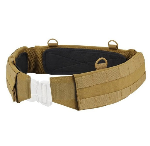 Condor Slim Battle Belt - Coyote