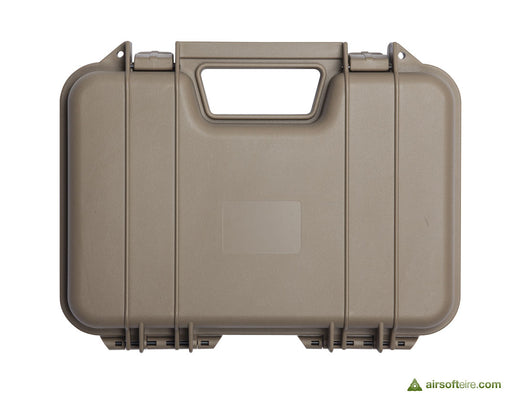ASG Hard Plastic Pistol Case - Tan
