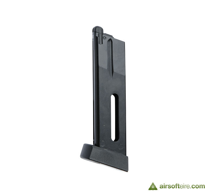 KJ Works KJ 22rd CO2 Magazine for  KJW CZ 75 Pistol