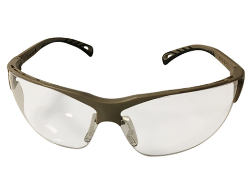 ASG Clear Lens Protective Glasses