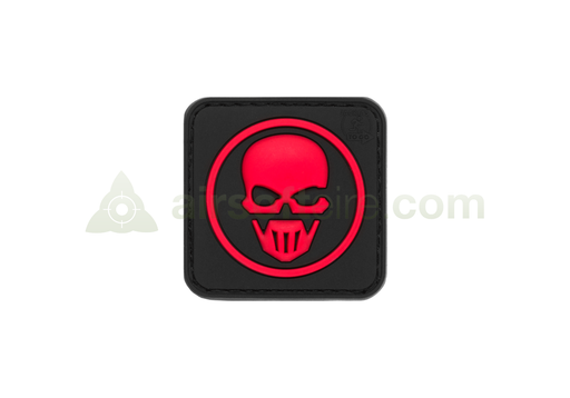 JTG 3D Rubber Ghost Recon Patch - Red/Black