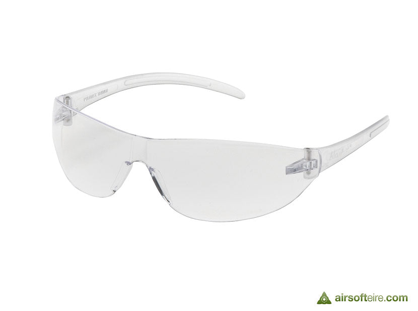 ASG Polycarbonate Eye Protection Glasses - Clear