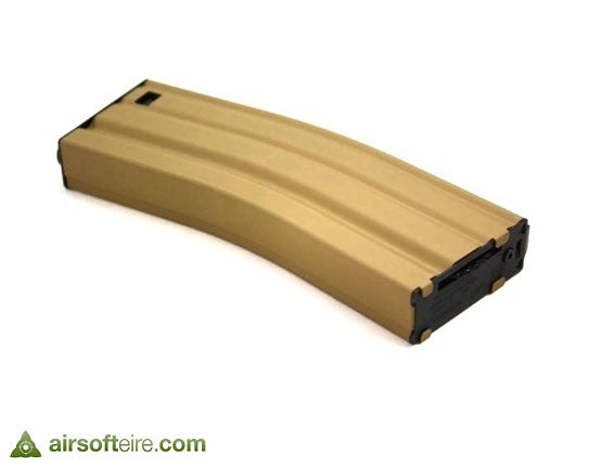 G&G 450rd Long Magazine for M4/M16 - Desert Tan