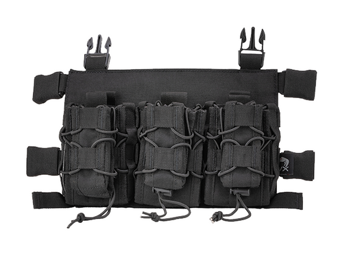 Viper VX Buckle Up Mag Rig - Black