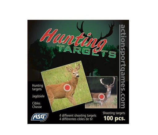 ASG 100 Hunting Targets for Shooting Trap