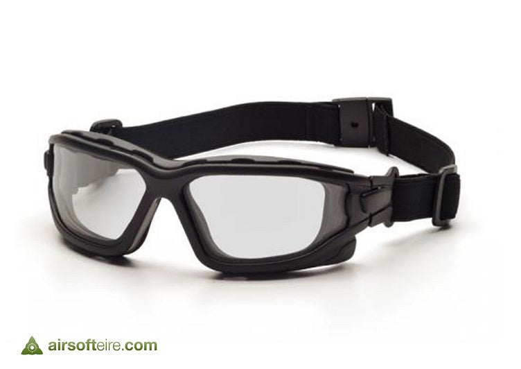 Strike Tactical Dual Lens Glasses - Clear Lens