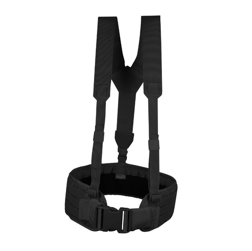 Viper Lazer Skeleton Harness - Black