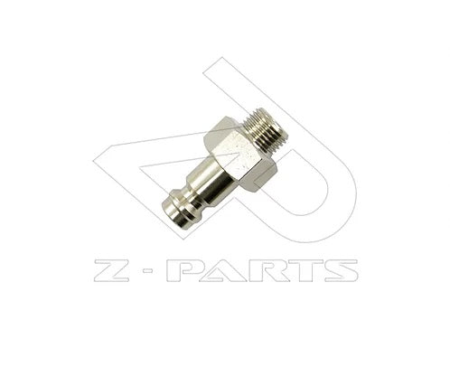 Z-Parts Closed end Male thread 1/8 (50% OFF)