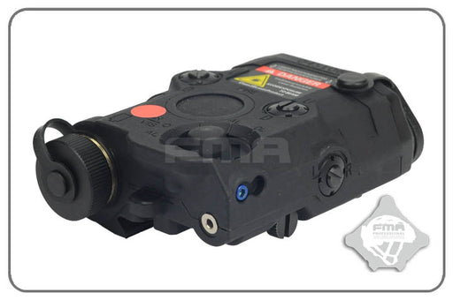 FMA PEQ15 Box Light & Laser - Black
