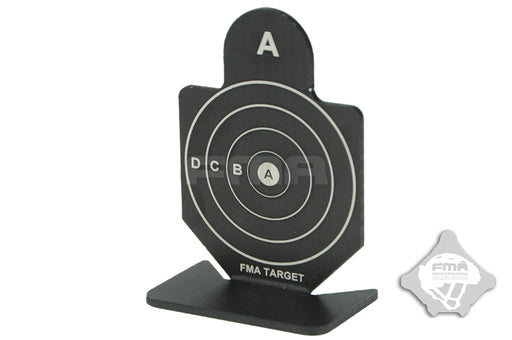 FMA Metal Practice Target Type A - Pack of 6