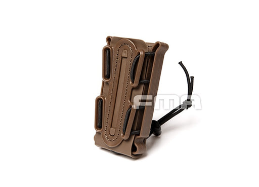 FMA 9mm Pistol/Scorpion mag Pouch - Dark Earth