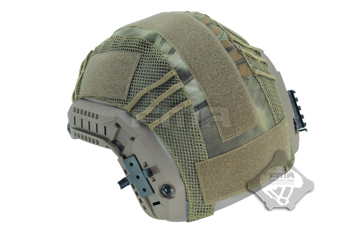 FMA Helmet Cover - Kryptek Highlander